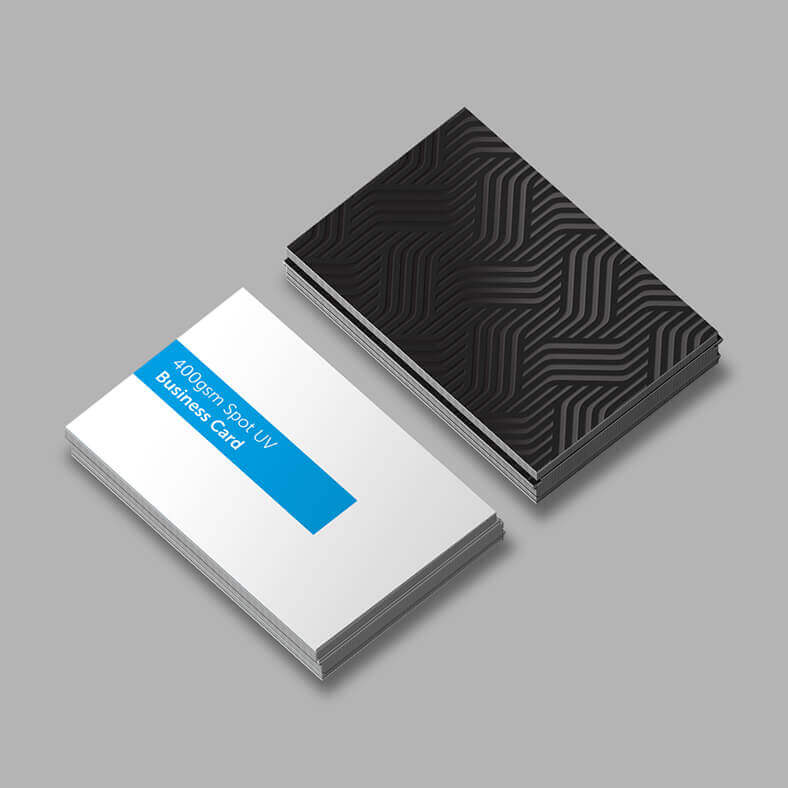 Business Cards - Print Media & Graphic Design